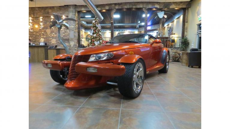 Used 2001 Chrysler Prowler 1 of 346 Worldwide - Pristine Collectible for sale Call for price at Auto Show Sales and Finance in Winnipeg MB R3Y 1G5 2