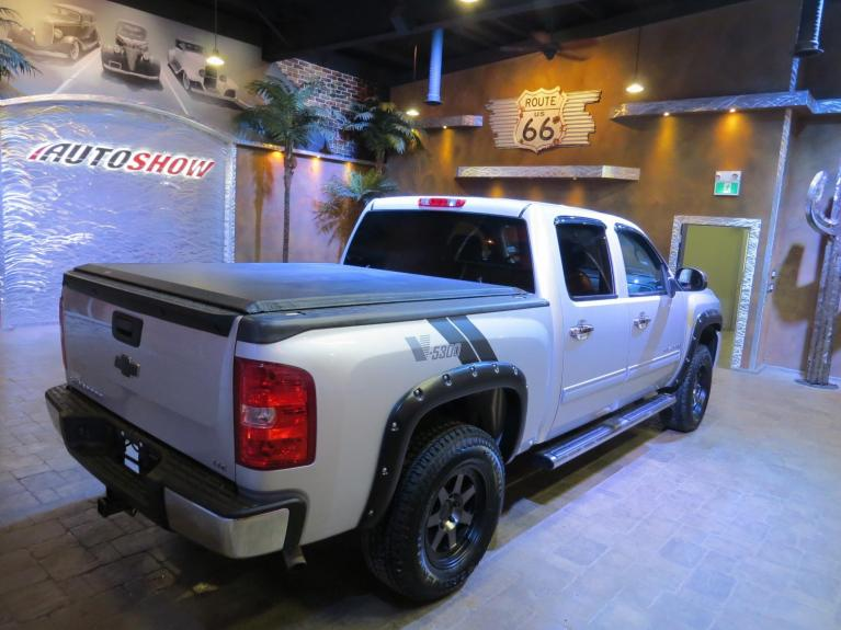 Used 2013 Chevrolet Silverado 1500 LIFTED/ CUSTOM LTZ!!! for sale $33,600 at Auto Show Sales and Finance in Winnipeg MB R3Y 1G5 2