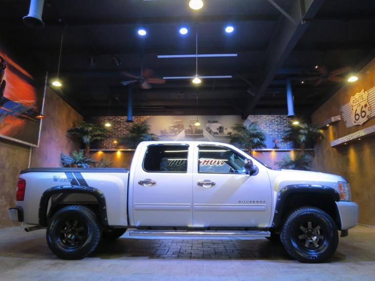 Used 2013 Chevrolet Silverado 1500 LIFTED/ CUSTOM LTZ!!! for sale $33,600 at Auto Show Sales and Finance in Winnipeg MB