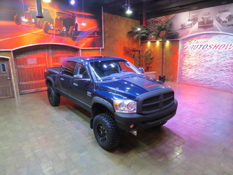 Used 2007 Dodge Ram Pickup 2500 5.9L Diesel - LIFTED / UPGRADED MEGA CAB!! for sale Sold at Auto Show Sales and Finance in Winnipeg MB R3Y 1G5 2