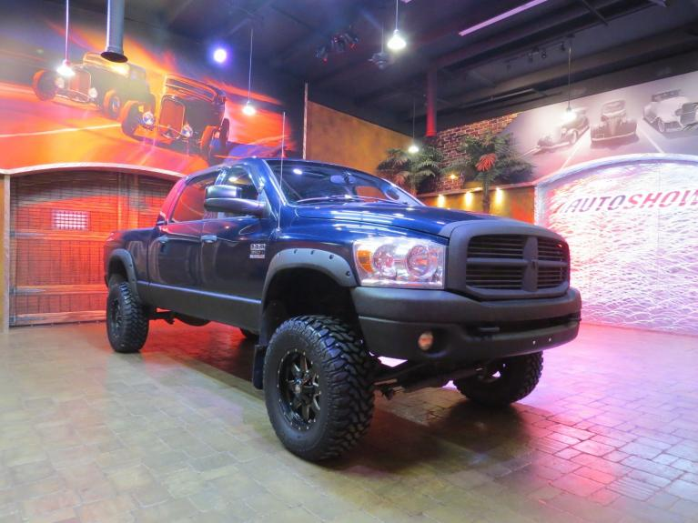 Used 2007 Dodge Ram Pickup 2500 5.9L Diesel - LIFTED / UPGRADED MEGA CAB!! for sale Sold at Auto Show Sales and Finance in Winnipeg MB R3Y 1G5 1