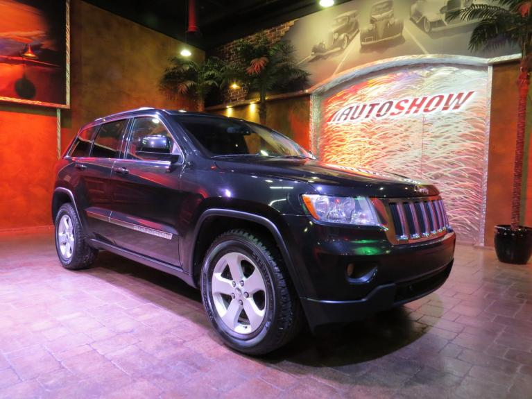 Used 2011 Jeep Grand Cherokee 4x4 - Htd Lthr, B.Up Cam, Navigation!! for sale Sold at Auto Show Sales and Finance in Winnipeg MB R3Y 1G5 2