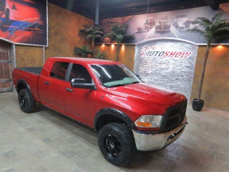 Used 2010 Dodge Ram Pickup 2500 ** RARE MEGA CAB ONLY $24,8OO!!! ** for sale Sold at Auto Show Sales and Finance in Winnipeg MB R3Y 1G5 2