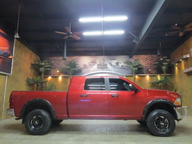 Used 2010 Dodge Ram Pickup 2500 ** RARE MEGA CAB ONLY $24,8OO!!! ** for sale Sold at Auto Show Sales and Finance in Winnipeg MB R3Y 1G5 1