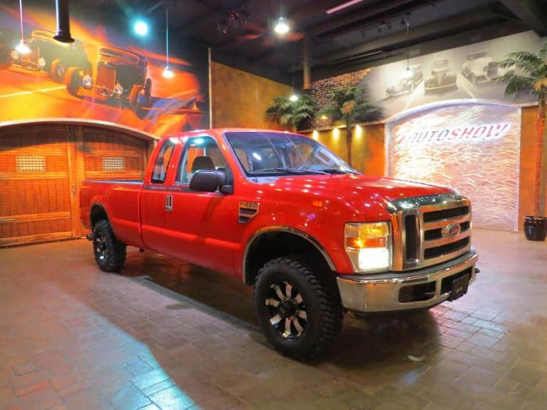 Used 2008 Ford F-250 Super Duty ** LOW LOW KILOMETERS!!  ONLY 107,000 K!! for sale $15,800 at Auto Show Sales and Finance in Winnipeg MB