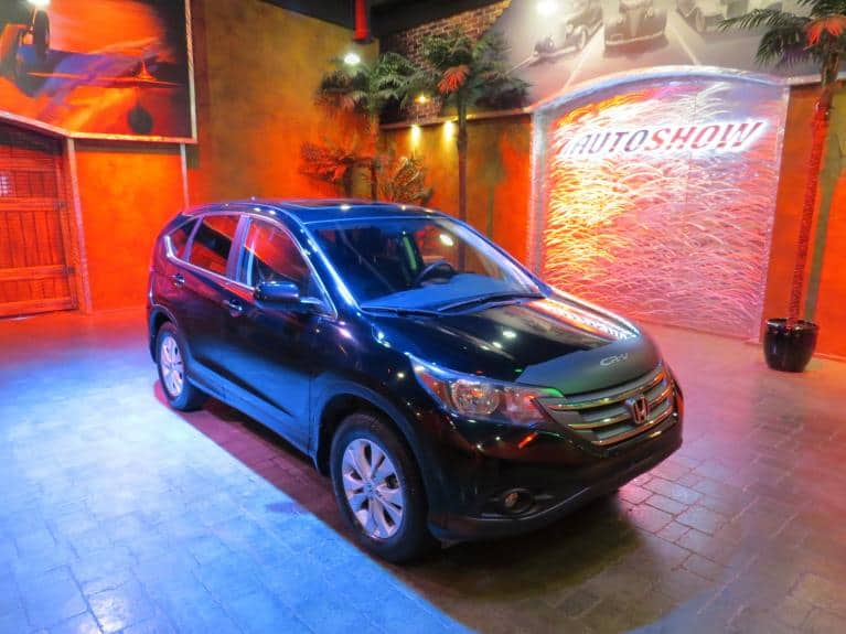 Used 2014 Honda CR-V EX 4WD - Htd Seats, S.Roof & B.Tooth!! for sale $19,800 at Auto Show Sales and Finance in Winnipeg MB R3Y 1G5 2
