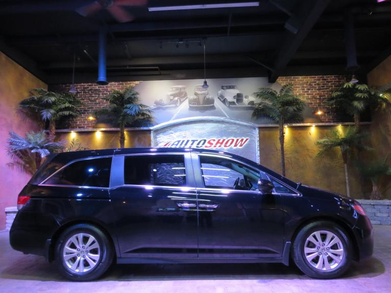Used 2014 Honda Odyssey EX-L + Nav, DVD, S.Roof, Htd Lthr!! for sale $29,800 at Auto Show Sales and Finance in Winnipeg MB