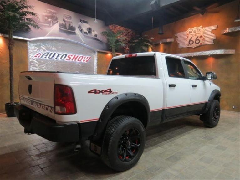 Used 2012 Ram 2500 HUGE POWER WAGON! OFFROAD KING!! for sale $34,600 at Auto Show Sales and Finance in Winnipeg MB R3Y 1G5 2