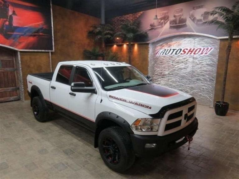 Used 2012 Ram 2500 ** IMMACULATE POWER!! ** for sale $34,600 at Auto Show Sales and Finance in Winnipeg MB