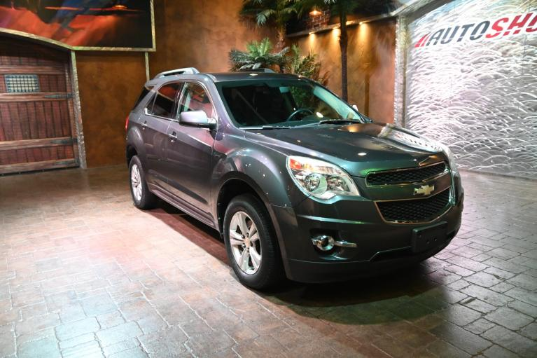 Used 2011 Chevrolet Equinox LT - Low KMs, B.Tooth & R.Start!! for sale $15,600 at Auto Show Sales and Finance in Winnipeg MB