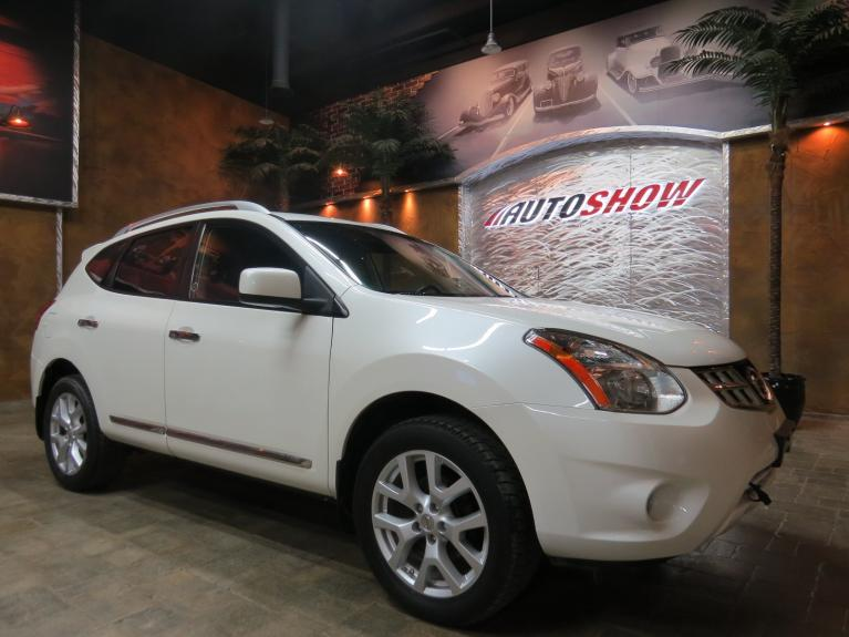 Used 2013 Nissan Rogue 4WD SV plus S.Roof, Nav & Htd Seats! for sale Sold at Auto Show Sales and Finance in Winnipeg MB R3Y 1G5 2