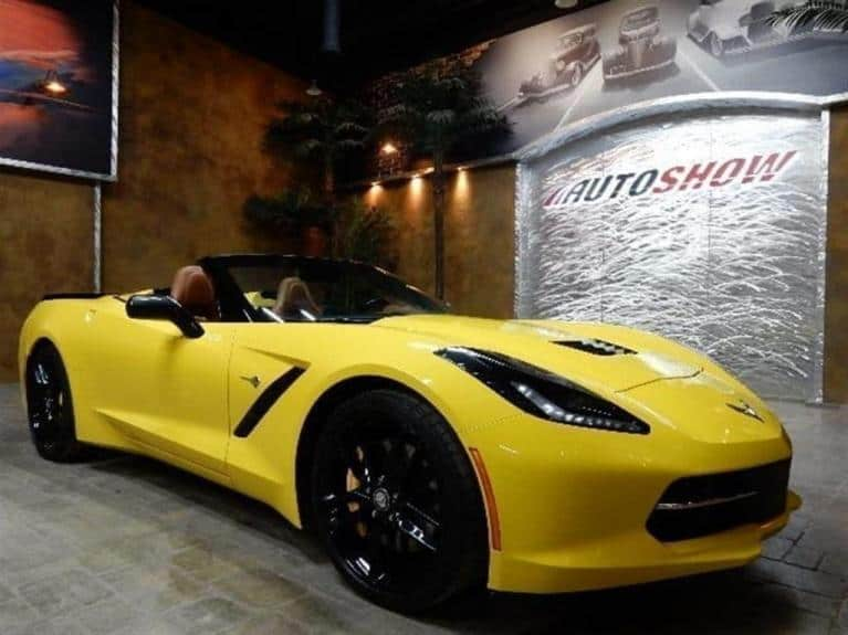 Used 2016 Chevrolet Corvette ** C7 LT3 KALAHARI EDITION ** for sale $65,790 at Auto Show Sales and Finance in Winnipeg MB R3Y 1G5 2