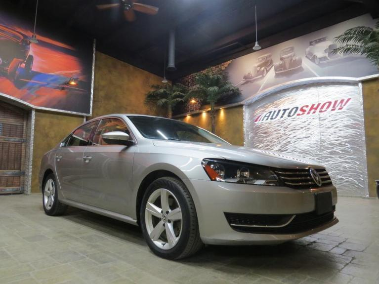 Used 2012 Volkswagen Passat Htd Lthr, Sunroof, B.Tooth, Prem Audio for sale Sold at Auto Show Sales and Finance in Winnipeg MB R3Y 1G5 2