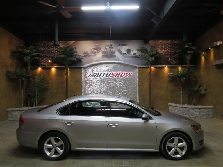 Used 2012 Volkswagen Passat Htd Lthr, Sunroof, B.Tooth, Prem Audio for sale Sold at Auto Show Sales and Finance in Winnipeg MB R3Y 1G5 1