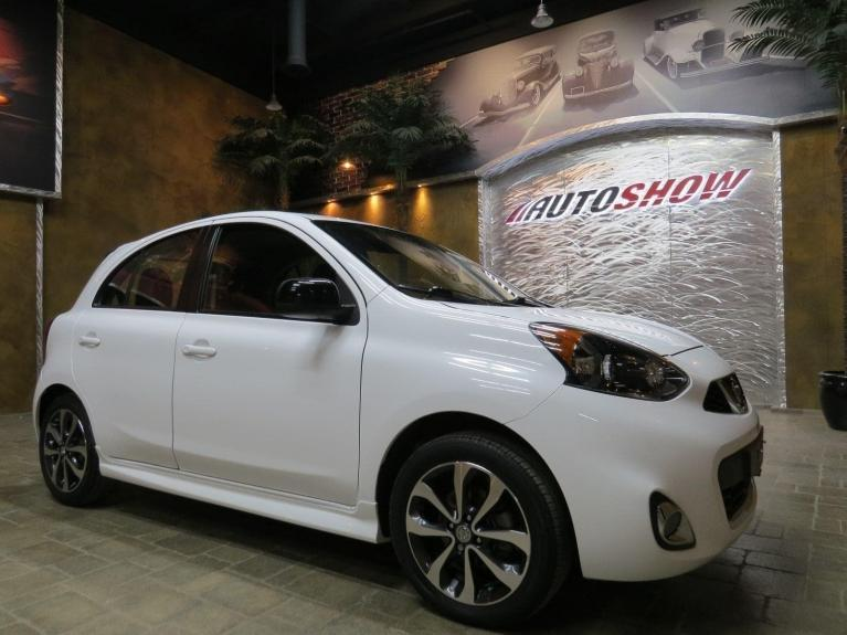 Used 2015 Nissan Micra SR - Wow low KMs!  B.Up Cam & B.Tooth!! for sale Sold at Auto Show Sales and Finance in Winnipeg MB R3Y 1G5 2