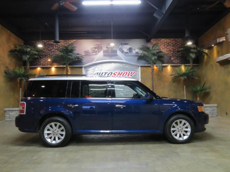 Used 2012 Ford Flex 4WD - PANO ROOF, HTD LTHR, R.START! for sale $15,800 at Auto Show Sales and Finance in Winnipeg MB R3Y 1G5 2