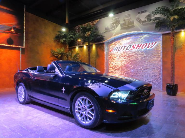 Used 2014 Ford Mustang Premium Pkg Convertible - Htd Lthr, B.Tooth, Shkr! for sale $20,600 at Auto Show Sales and Finance in Winnipeg MB R3Y 1G5 2