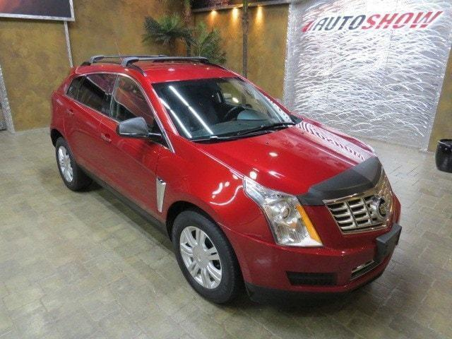 Used 2013 Cadillac SRX Leather Collection - AWD, Htd Lthr & Bose! for sale Sold at Auto Show Sales and Finance in Winnipeg MB R3Y 1G5 2