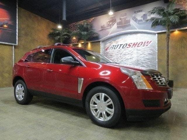 Used 2013 Cadillac SRX Leather Collection - AWD, Htd Lthr & Bose! for sale Sold at Auto Show Sales and Finance in Winnipeg MB R3Y 1G5 1