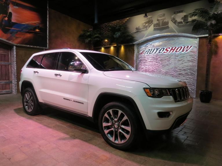 Used 2018 Jeep Grand Cherokee Limited + Sunroof, Navigation & Rear Htd Seats! for sale $38,800 at Auto Show Sales and Finance in Winnipeg MB R3Y 1G5 2