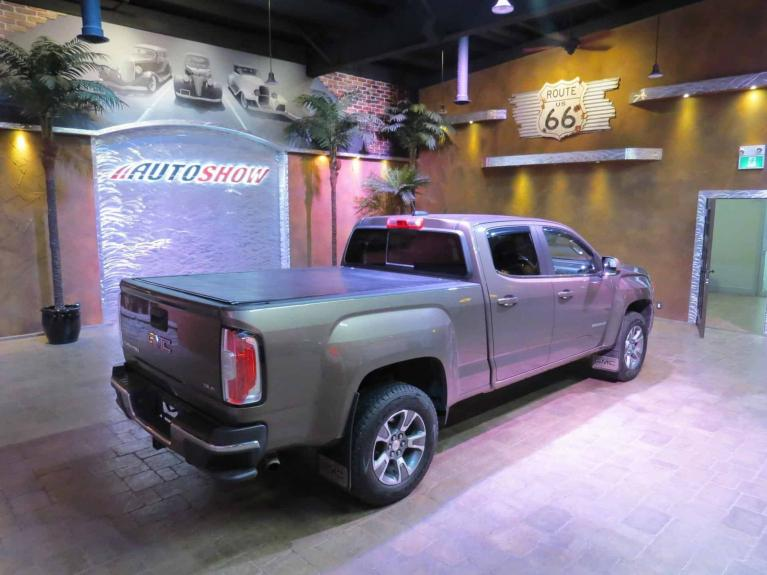 Used 2015 GMC Canyon Crew w/ 6.5 FT BOX!  Full Load Pkg!! for sale Sold at Auto Show Sales and Finance in Winnipeg MB R3Y 1G5 2