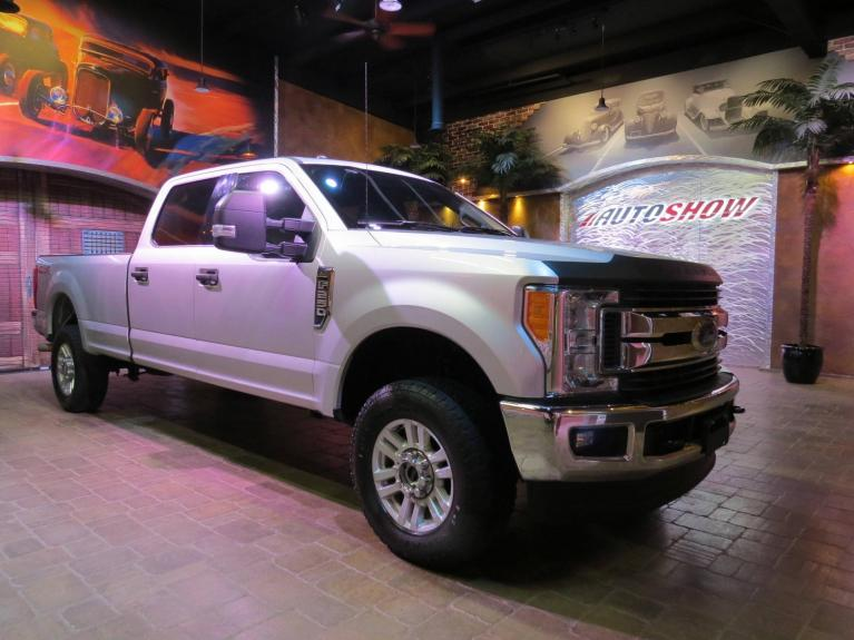 Used 2017 Ford F-250 Super Duty XLT 4x4 - 8 Ft Box!  B.Up Cam & Tow Pkg!! for sale $43,600 at Auto Show Sales and Finance in Winnipeg MB R3Y 1G5 2