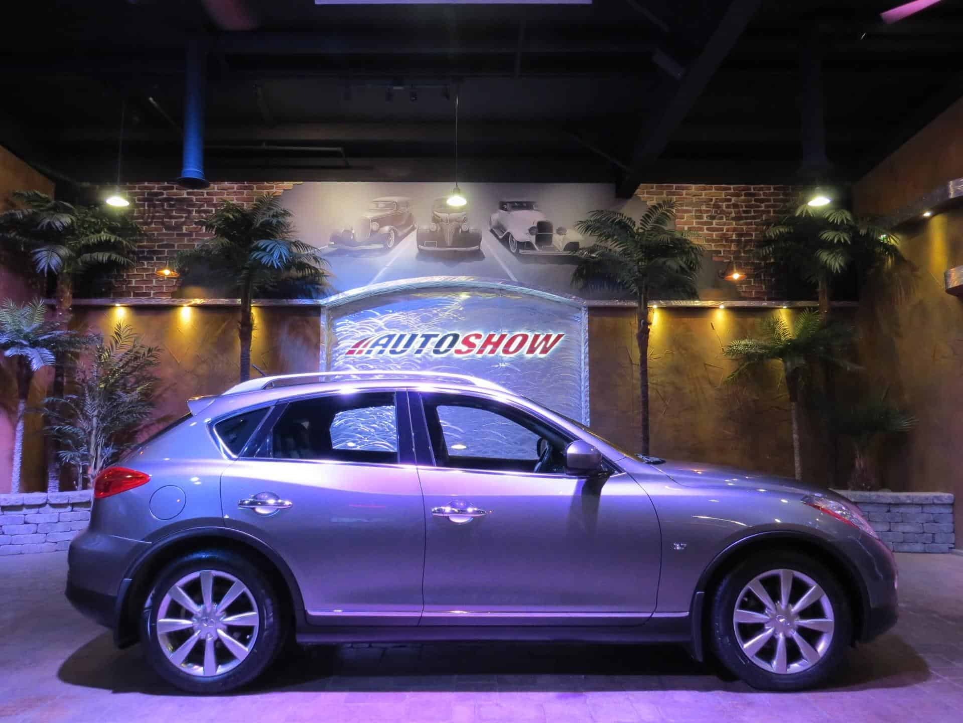 Used 2015 INFINITI QX50 AWD - R.Start, B.Up Cam, S.Roof!! for sale $23,800 at Auto Show Sales and Finance in Winnipeg MB R3Y 1G5 1