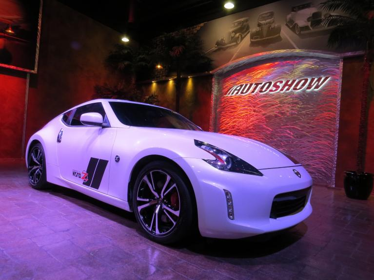Used 2019 Nissan 370Z 6 SPEED M/T - Sport Pkg w/ Rev Cam & Bose!! for sale $32,600 at Auto Show Sales and Finance in Winnipeg MB R3Y 1G5 2