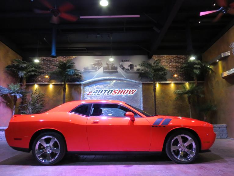 Used 2009 Dodge Challenger R/T - Always Garaged - As NEW!!  Iconic Hemi Orange!! for sale $26,800 at Auto Show Sales and Finance in Winnipeg MB
