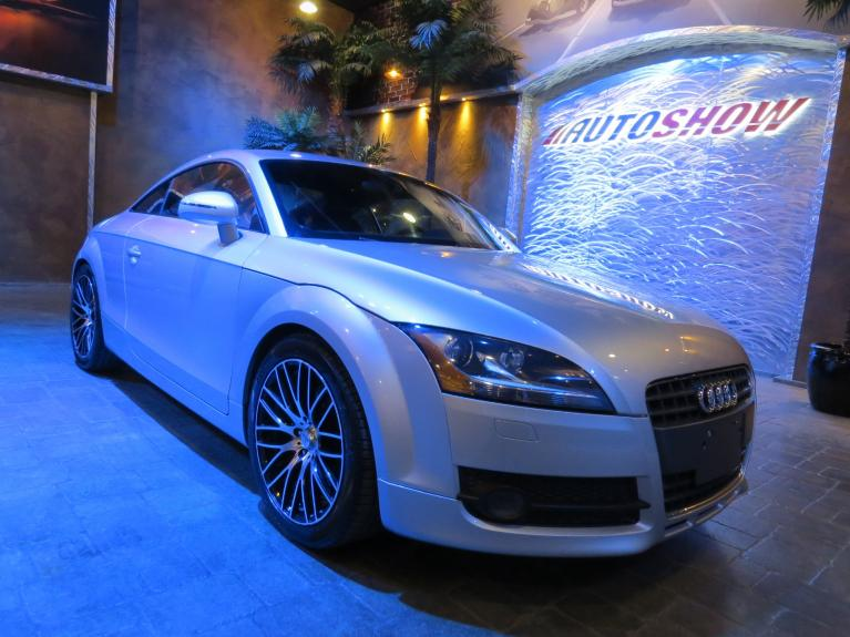 Used 2008 Audi TT ** LOW LOW K!! ** PRISTINE AUDI TT!!  with UPGRADES!! for sale $16,600 at Auto Show Sales and Finance in Winnipeg MB R3Y 1G5 2
