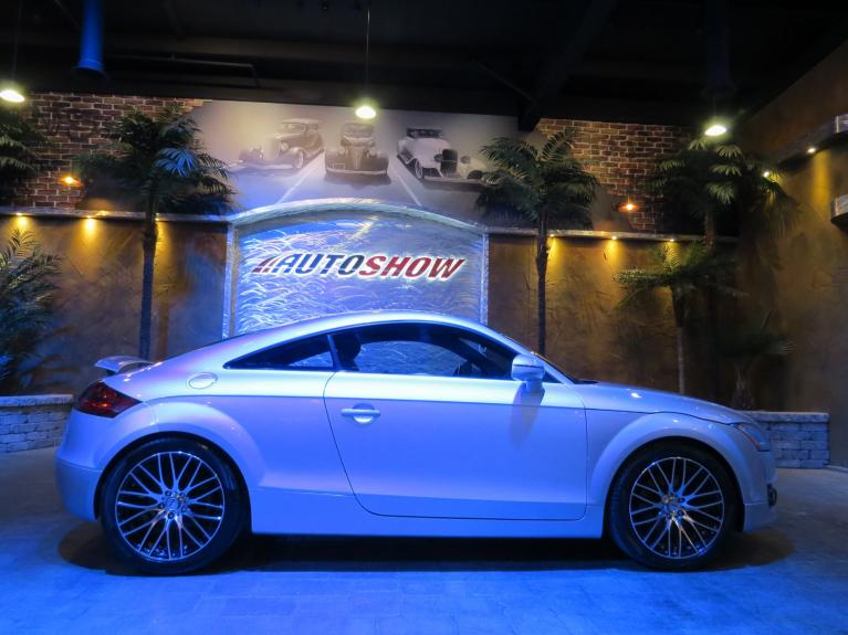 Used 2008 Audi TT ** LOW LOW K!! ** PRISTINE AUDI TT!!  with UPGRADES!! for sale $16,600 at Auto Show Sales and Finance in Winnipeg MB