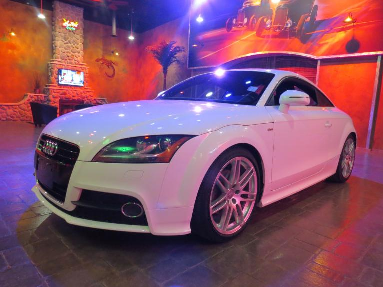 Used 2011 Audi TT S-Line Quattro AWD - Bose & Htd Lthr! for sale $18,800 at Auto Show Sales and Finance in Winnipeg MB R3Y 1G5 1