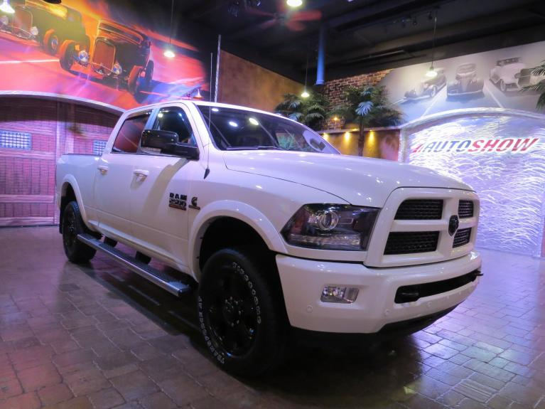 Used 2016 Ram 2500 Mint Loaded Laramie! Cummins 4x4 Crew!! for sale $58,800 at Auto Show Sales and Finance in Winnipeg MB R3Y 1G5 2