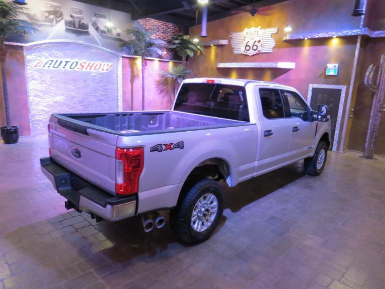 Used 2018 Ford F-250 Super Duty Crew Cab Powerstroke Diesel - 4x4, T.Screen, B.Tooth! for sale $53,800 at Auto Show Sales and Finance in Winnipeg MB R3Y 1G5 2
