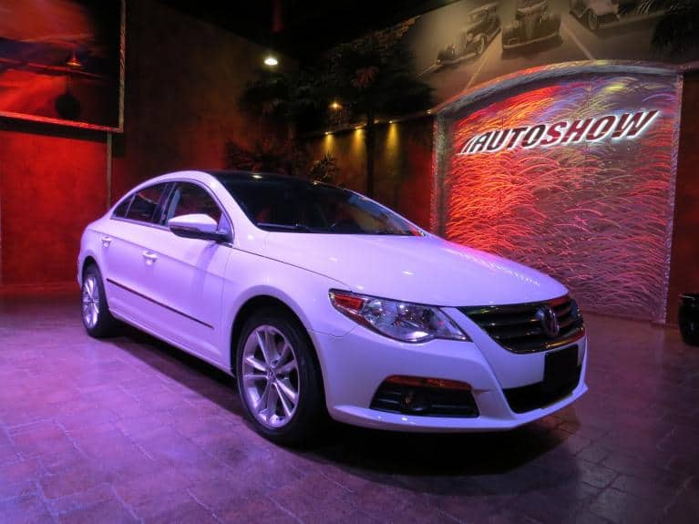 Used 2012 Volkswagen CC Sport-Low Kms-Leather-Alloys for sale $14,800 at Auto Show Sales and Finance in Winnipeg MB R3Y 1G5 1