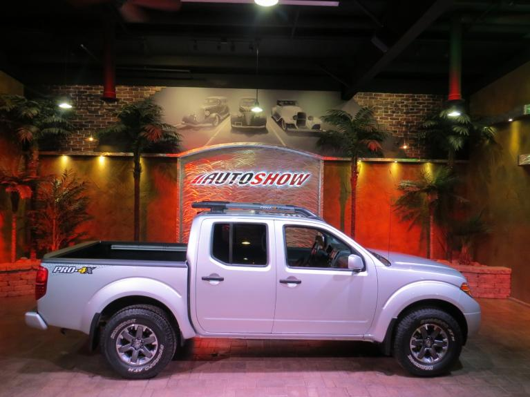Used 2019 Nissan Frontier ** AS NEW!!  PRO-4X OFF ROAD!! ** for sale $32,779 at Auto Show Sales and Finance in Winnipeg MB R3Y 1G5 2