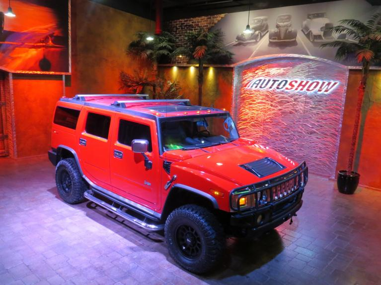 Used 2004 HUMMER H2 ** GORGEOUS H2....LOW K and LOADED!! ** for sale $21,800 at Auto Show Sales and Finance in Winnipeg MB R3Y 1G5 2