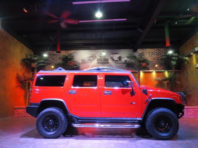 Used 2004 HUMMER H2 ** GORGEOUS H2....LOW K and LOADED!! ** for sale $21,800 at Auto Show Sales and Finance in Winnipeg MB R3Y 1G5 1