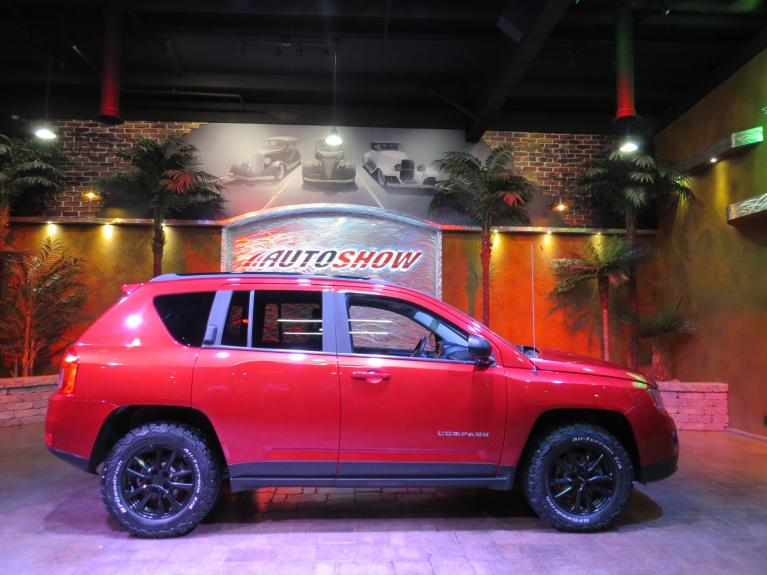 Used 2013 Jeep Compass Altitude 4WD - Htd Seats, R.Start & Low K!! for sale Sold at Auto Show Sales and Finance in Winnipeg MB R3Y 1G5 2