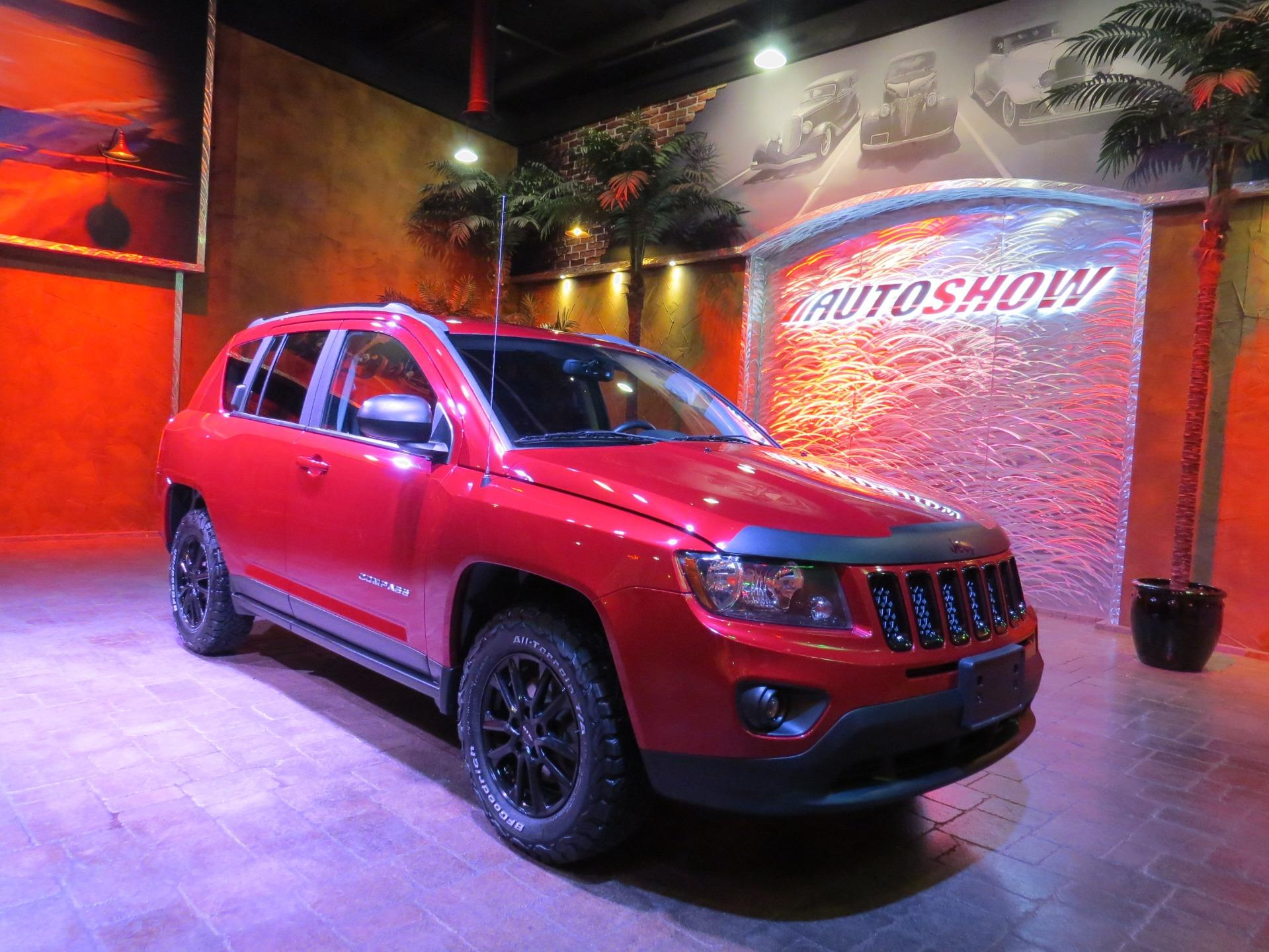 Used 2013 Jeep Compass Altitude 4WD - Htd Seats, R.Start & Low K!! for sale $14,800 at Auto Show Sales and Finance in Winnipeg MB R3Y 1G5 1