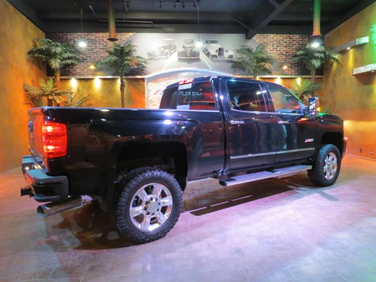 Used 2018 Chevrolet Silverado 2500HD LTZ ** LIKE NEW!!  MIDNIGHT BLACK DURAMAX!!! ** for sale $63,800 at Auto Show Sales and Finance in Winnipeg MB R3Y 1G5 2