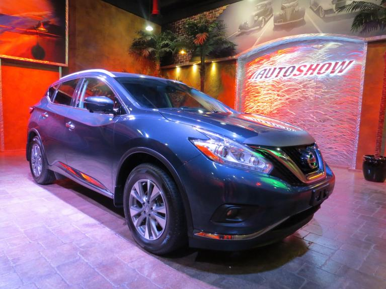 Used 2016 Nissan Murano SL**Pano Roof-Leather- Nav for sale $26,600 at Auto Show Sales and Finance in Winnipeg MB