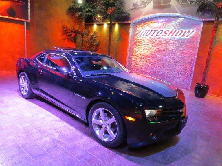 Used 2011 Chevrolet Camaro ONLY 14,000 KMS!  6 Spd M/T, S.Roof, B.Tooth!! for sale $19,600 at Auto Show Sales and Finance in Winnipeg MB R3Y 1G5 2