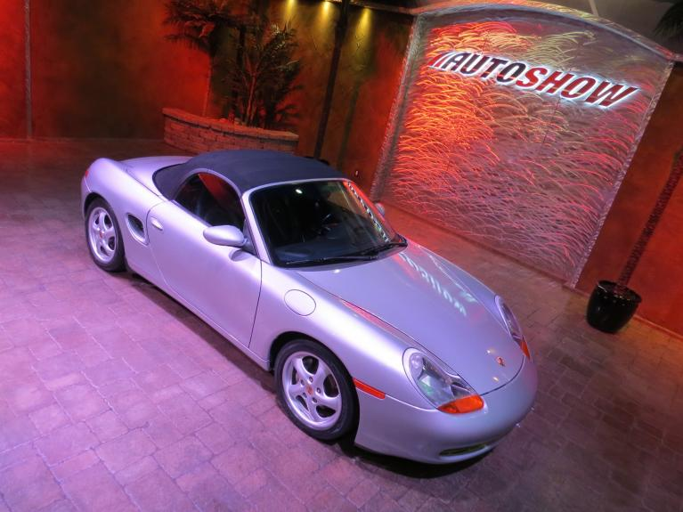 Used 1999 Porsche Boxster 5 Spd Manual w/ Low K!! for sale $12,800 at Auto Show Sales and Finance in Winnipeg MB R3Y 1G5 2