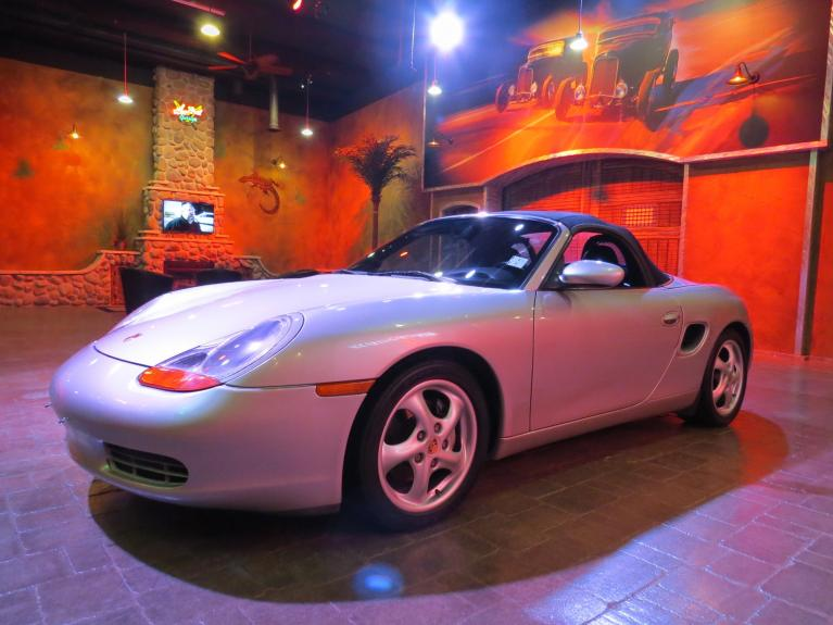 Used 1999 Porsche Boxster 5 Spd Manual w/ Low K!! for sale $12,800 at Auto Show Sales and Finance in Winnipeg MB R3Y 1G5 1
