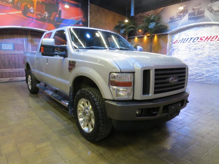 Used 2009 Ford F-350 Super Duty 4x4 FX4 PowerStroke - Htd Lthr & Nav!! for sale Sold at Auto Show Sales and Finance in Winnipeg MB R3Y 1G5 2