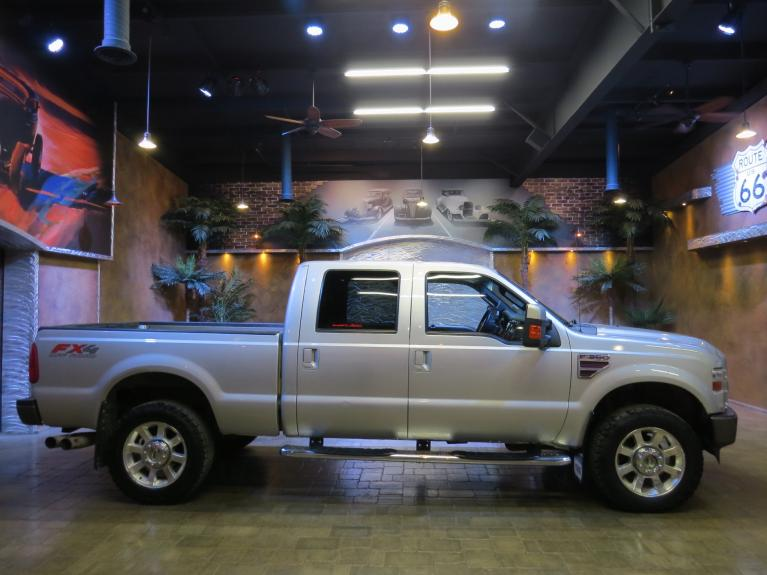 Used 2009 Ford F-350 Super Duty 4x4 FX4 PowerStroke - Htd Lthr & Nav!! for sale Sold at Auto Show Sales and Finance in Winnipeg MB R3Y 1G5 1