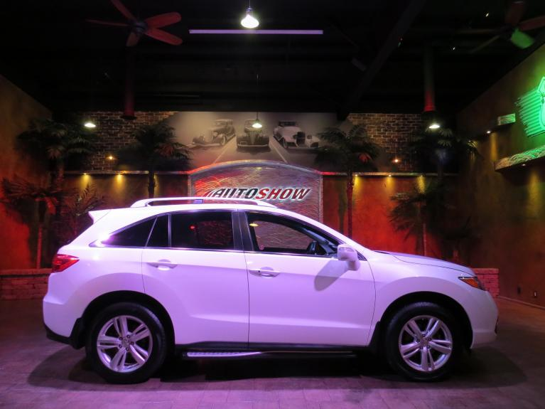 Used 2015 Acura RDX V6 Tech Pkg w/ AWD - Nav & S.Roof!! for sale $24,900 at Auto Show Sales and Finance in Winnipeg MB