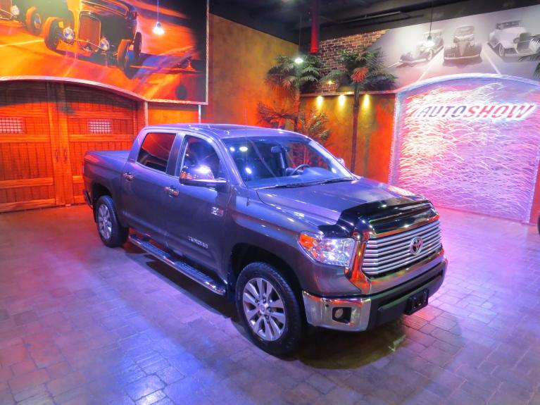 Used 2017 Toyota Tundra Limited Ed. CrewMax!  Nav & S.Roof!! for sale Sold at Auto Show Sales and Finance in Winnipeg MB R3Y 1G5 2