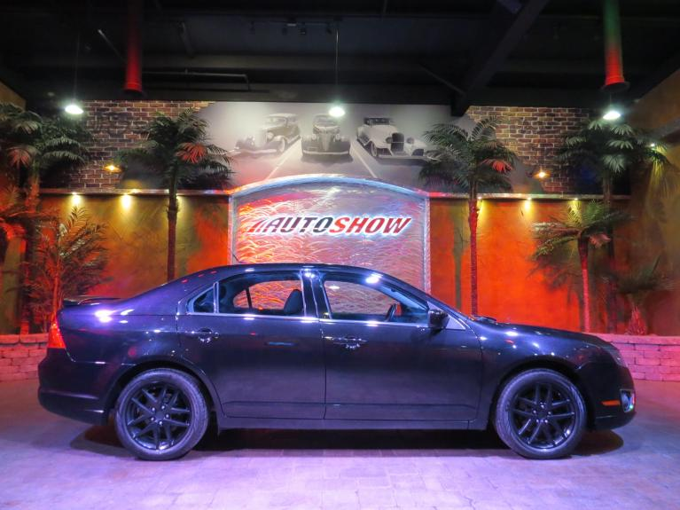 Used 2011 Ford Fusion V6 SEL - S.Roof, Bluetooth, R.Start! for sale $10,775 at Auto Show Sales and Finance in Winnipeg MB